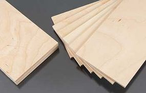 Revell-Monogram Birch Plywood Project Bag