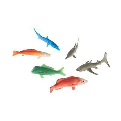 Revell-Monogram 77-1110 School Project Accessory Fish