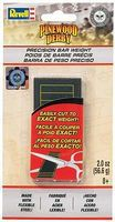 Revell-Monogram Precision Weights Flat 2oz Pinewood Derby Car Weight #y9420
