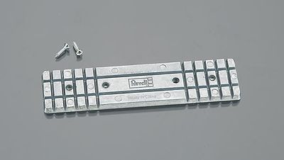 Revell-Monogram Bar Chassis Weight -- Pinewood Derby Car Weight -- #y9605