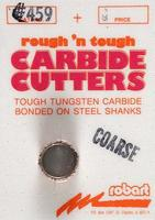 Robart Carbide Cutter Coarse