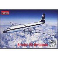 Roden Bristol 175 Britannia Series 300s Airliner Plastic Model Airplane Kit 1/144 Scale #312