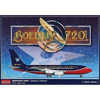 Roden Boeing 720 Bee Gees 1979 USA Tour Plastic Model Airplane Kit 1/144 Scale #318