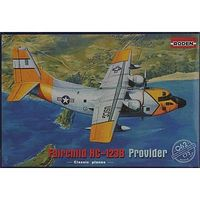 Roden Fairchild HC-123B Provider Plastic Model Airplane Kit 1/72 Scale #rd0062