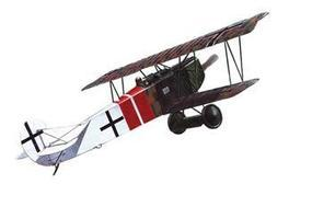 Roden Fokker D.VII ALB Late Plastic Model Airplane Kit 1/48 Scale #rd0424