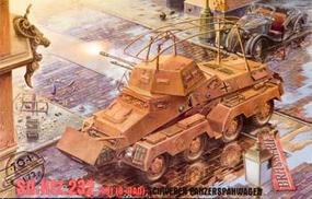 Roden Sd.Kfz.232 Plastic Model Military Vehicle Kit 1/72 Scale #rd0704