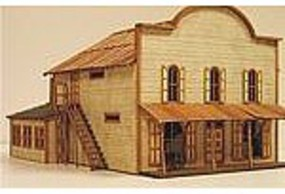 RS-Laser Plantation Store Kit HO Scale Model Railroad Building #2029