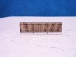 RS-Laser Security Fence Kit HO Scale Model Railroad Building Accessory #2505