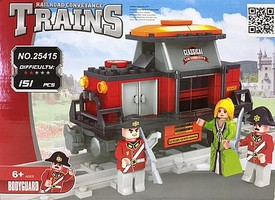 RRtrainblocks Classical Locomotive