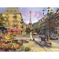 Ravensburger Vintage Paris 1500pcs Jigsaw Puzzle Over 1000 Piece #16309