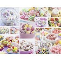 Ravensburger Sweets 2000pcs Jigsaw Puzzle Over 1000 Piece #16688