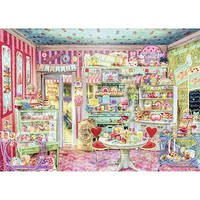 Ravensburger The Candy Shop 1000pcs Jigsaw Puzzle 600-1000 Piece #19599