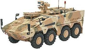 Revell-Germany GTK Boxer (GTFZ A1) Plastic Model Military Vehicle Kit 1/72 Scale #03198