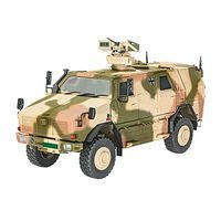 Revell-Germany ATF Dingo 2 GE A3.3 PatSi Plastic Model Military Vehicle Kit 1/35 Scale #03242