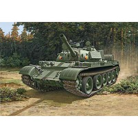 Revell-Germany T-55A Plastic Model Military Vehicle Kit 1/72 Scale #03304