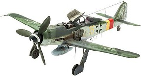 Revell-Germany Focke Wulf Fw 190 D-9 Plastic Model Airplane Kit 1/48 Scale #03930