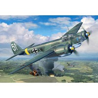 Revell-Germany Junkers Ju88 A-4 Plastic Model Airplane Kit 1/48 Scale #03935
