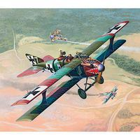 Revell-Germany Roland C.II Plastic Model Airplane Kit 1/48 Scale #03965