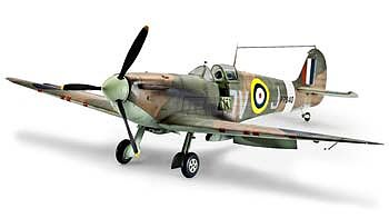 Revell of Germany Spitfire Mk II -- Plastic Model Airplane Kit -- 1/32 Scale -- #03986
