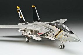Revell-Germany F14A Tomcat Fighter Plastic Model Airplane Kit 1/144 Scale #04021