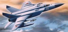 Revell-Germany MiG-31 Foxhound Plastic Model Airplane Kit 1/144 Scale #04086
