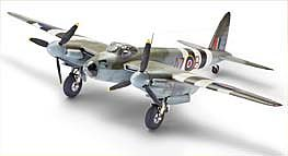 Revell of Germany Mosquito Mk.IV -- Plastic Model Airplane Kit -- 1/32 Scale -- #04758