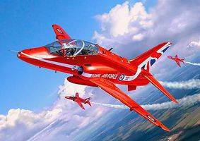 Revell-Germany BAe Hawk T.1 Red Arrows Plastic Model Airplane Kit 1/72 Scale #04921