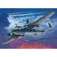 Revell-Germany Dornier Do 215 B-5 Nightfighter Plastic Model Airplane Kit 1/48 Scale #04925
