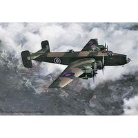 Revell-Germany Handley Page Halifax Mk.III Plastic Model Airplane Kit 1/72 Scale #04936