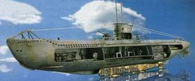 Revell-Germany U-47 G Prien with Interior Plastic Model Military Ship Kit 1/125 Scale #05060