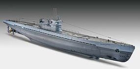 Revell-Germany German Submarine Type IX C Plastic Model Military Ship Kit 1/72 Scale #05114