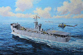 Revell-Germany German LSM Eidechse-Klasse Plastic Model Military Ship Kit 1/144 Scale #05139