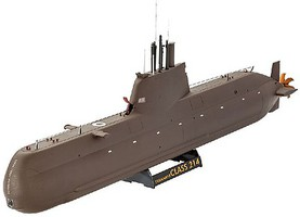 Revell-Germany 1/144 U-Boot Class 214 Submarine