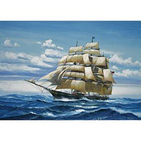 Revell-Germany Cutty Sark Plastic Model Sailing Ship Kit 1/96 Scale #05422