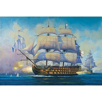 Revell-Germany Admiral Nelson Flagship Plastic Model Sailing Ship Kit 1/450 Scale #05819