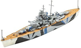 Revell-Germany 1/1200 German Tirpitz Battleship