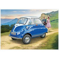 Revell-Germany BMW Isetta Plastic Model Car Kit 1/16 Scale #07030