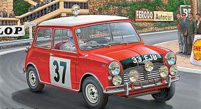 Mini cooper rally winner monte carlo 1964 plastic model car kit 124 mini cooper rally winner monte carlo 1964 plastic model car kit 124 scale 07064 publicscrutiny Gallery
