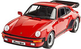 Revell-Germany Porsche 911 Turbo 1-25