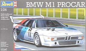 Revell-Germany 1978 BMW M1 Pro-Car Plastic Model Car Kit 1/24 Scale #07247