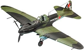 Revell-Germany 1/48 IL2 Stormovik Attacker