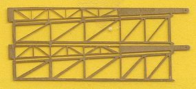 Railway-Express Equipment Etched Brass Crane Boom Pkg(2) Model Railroad Vehicle N Scale #2010