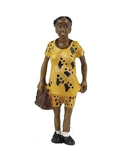 Scenic Express Everyday People - Mishera ''An Aprehensive Mom'' - 1/50 -- O Scale Model Railroad Figure -- #1026