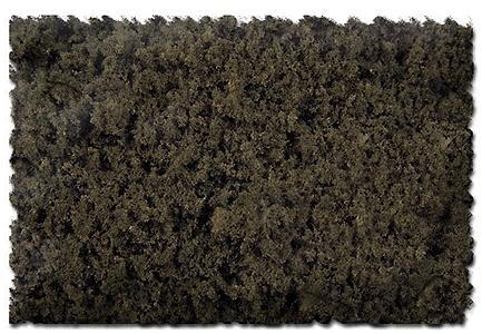 Scenic Express Scenic Foams & Ground Textures Coarse Soil Brown -- Model Railroad Ground Cover -- #846c
