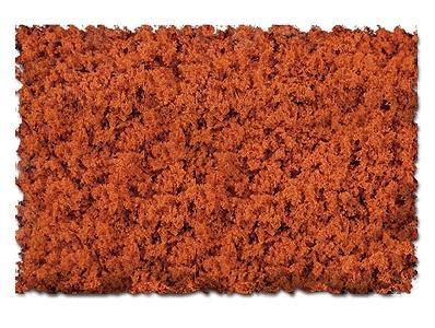 Scenic Express Scenic Foams & Ground Textures Coarse Burnt Orange -- Model Railroad Ground Cover -- #877b