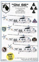 Starfighter 1/48 SH3 USN Sea King Old 66 for RVL & HSG