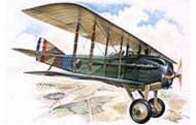 Special WWI Spad VII C1 Biplane Fighter Plastic Model Airplane Kit 1/48 Scale #48010