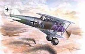 Special Pfalz D XII Late Biplane Fighter Plastic Model Airplane Kit 1/48 Scale #48024