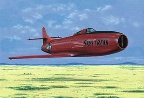 Special D558-1 Skystreak USN Jet Aircraft Plastic Model Airplane Kit 1/48 Scale #48080