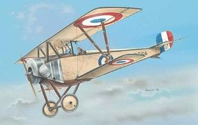 Special Nieuport 10 BiPlane Fighter (Ltd Edition) Plastic Model Airplane Kit 1/48 Scale #4808